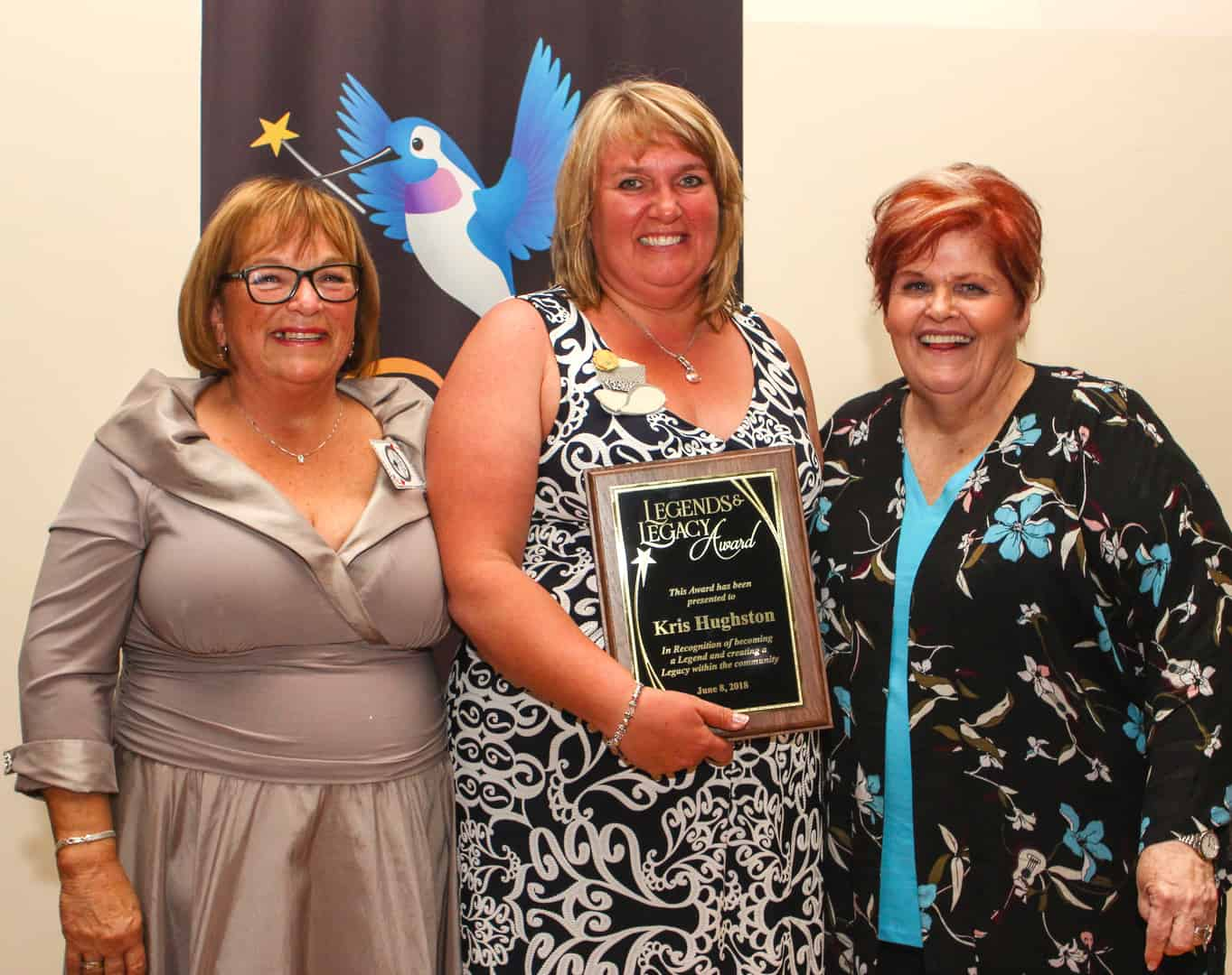 Legends & Legacy Award